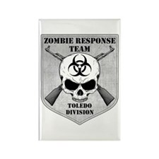 Zombie Response Team: Toledo Division Rectangle Ma