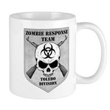 Zombie Response Team: Toledo Division Mug