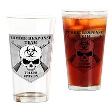 Zombie Response Team: Toledo Division Drinking Gla