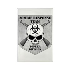 Zombie Response Team: Topeka Division Rectangle Ma