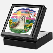 AutumnSun-ShihTzu#10 Keepsake Box