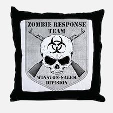 Zombie Response Team: Winston-Salem Division Throw