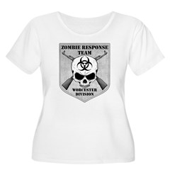 Zombie Response Team: Worcester Division T-Shirt