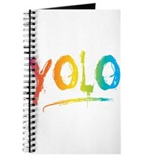 Cute You only live once Journal