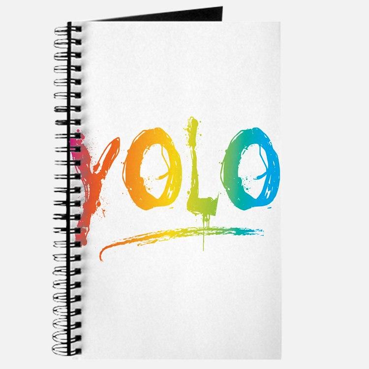 Cute Yolo Journal