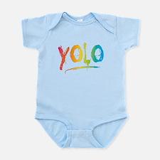 YOLO Bright Body Suit
