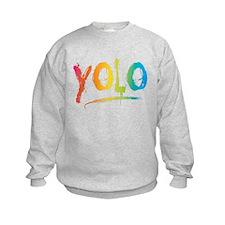 Cute Yolo Sweatshirt