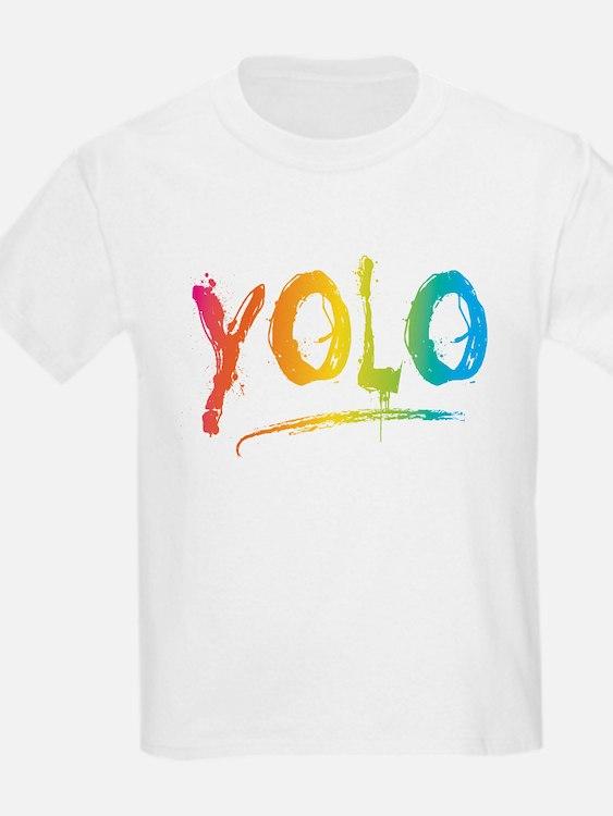 YOLO Bright T-Shirt
