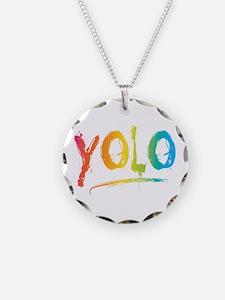 Unique End world Necklace