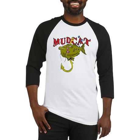 MUD CAT Baseball Jersey