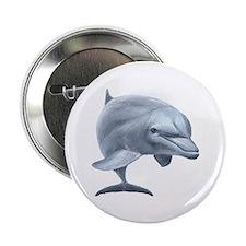 """Dolphin 2.25"""" Button"""