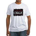 Wearing Chalk Fitted T-Shirt