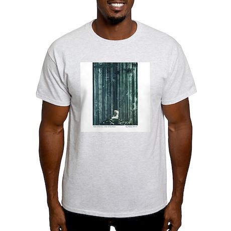 Nielsen's East of the Sun Ash Grey T-Shirt