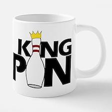 king pin Mugs