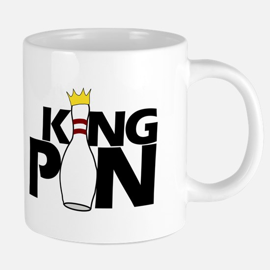 king pin Mugs