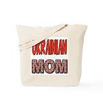 Ukr. Mom Red Tote Bag