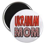 Ukr. Mom Red Magnet