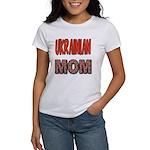 Ukr. Mom Red Women's T-Shirt