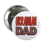 "Ukr. Dad Red 2.25"" Button"