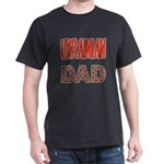 Ukr. Dad Red Dark T-Shirt