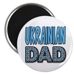 Ukr. Dad Blue Magnet