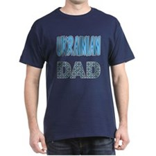 Ukr. Dad Blue T-Shirt