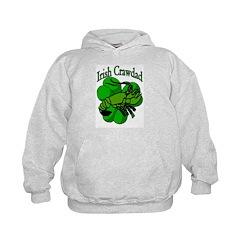 Kiss Me I'm Irish Hoodie