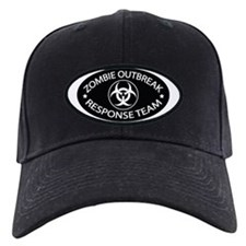 ZO Response Team Black Baseball Hat