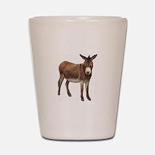 Donkey Shot Glass