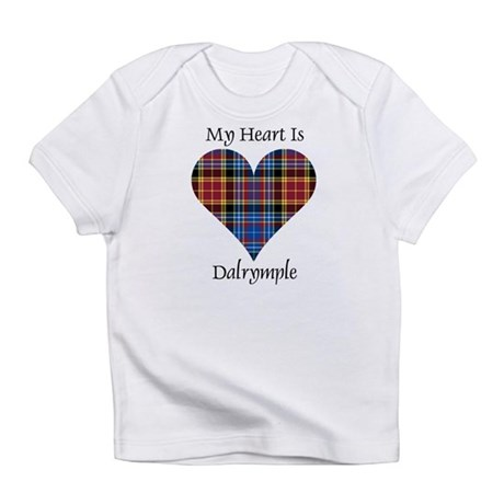 Heart - Dalrymple Infant T-Shirt