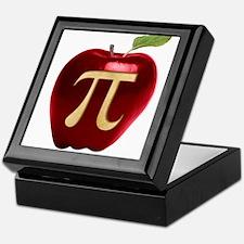 Apple Pi Keepsake Box
