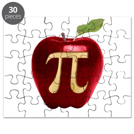Apple Pi Puzzle