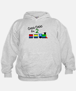 train_choochooim2 Sweatshirt