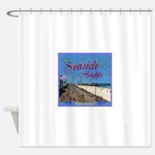 Seaside Heights Shower Curtain
