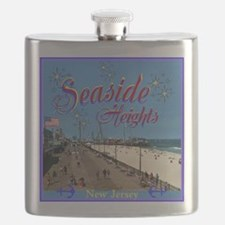 Seaside Heights Flask