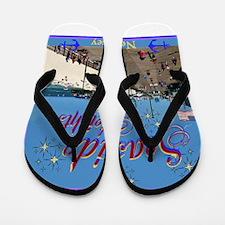 Seaside Heights Flip Flops