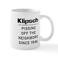 Pissing Off the Neighbors - Mug