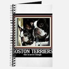 Double Boston Journal