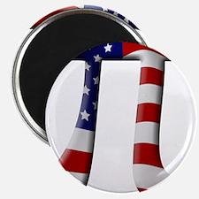 "Cute Proud american 2.25"" Magnet (100 pack)"