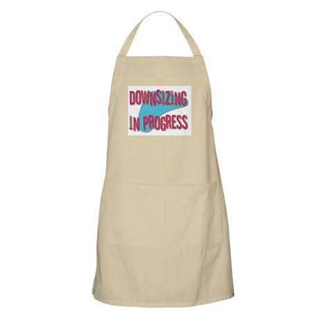 Downsizing BBQ Apron
