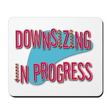 Downsizing Mousepad