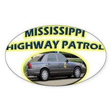 Mississippi Highway Patrol Decal