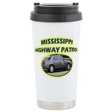 Mississippi Highway Patrol Travel Mug