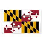 Maryland Sticker (Rectangle)