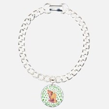 Happy St Patrick's Day Bracelet
