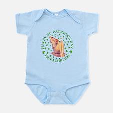 Happy St Patrick's Day Infant Bodysuit