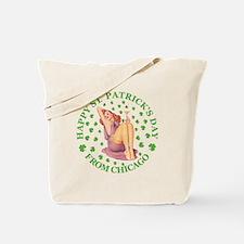 Happy St Patrick's Day Tote Bag