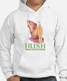 Irish - Proud To Be a Ginger Hoodie