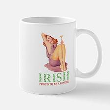 Irish - Proud To Be a Ginger Mug