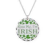 Kiss Me, I'm Irish Necklace